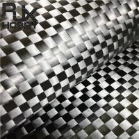 RJX 12K Plain Weave Carbon Fiber Broadening the Cloth  1000X1000 mm